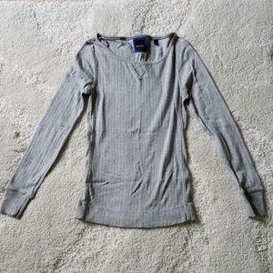 XS Sperry Knit long sleeve shirt